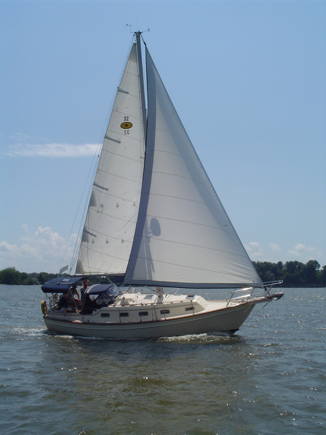Our Location Maryland School Of Sailing Chesapeake Caribbean